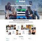 Dating Wordpress Website + Free Hosting with SSL