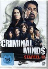 Criminal Minds - Staffel Season 12 - (5 DVD) - Neu / OVP