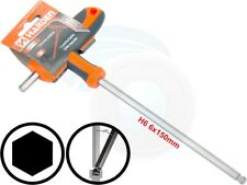 6mm T-Handle Hexagone Torque 6Point Hex Key CRV TPR Screwdriver Wrench