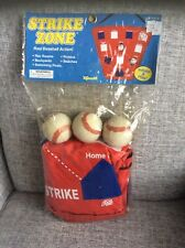 Vintage Strike Zone Pitching Baseball Game