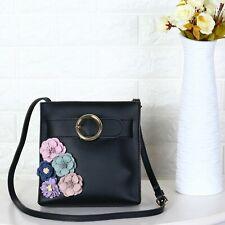 Women's Top Handle Satchel Leather Handbags Shoulder Bag Messenger Tote Purse