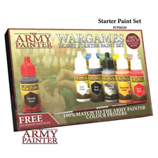 WP 8020 The Army Painter - Wargames Hobby Starter Paint Set