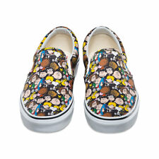 Vans x PEANUTS Slip-On Mens Shoes (NEW) The Gang  SNOOPY Charlie Brown FREE SHIP