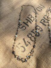 REDUCED!! RETIRED Multi-Stone Necklace RV$119