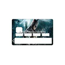 Stickers Autocollant Carte bancaire - Skin - CB Batman 1127 1127