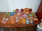 VINTAGE 1950-1960 LARGE BOY SCOUT PATCH COLLECTION - OVER 65 PIECES