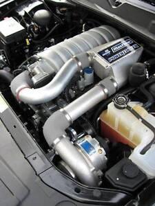 Vortech V-3 Si Intercooled Supercharger Tuner Kit Fits Dodge SRT8 6.1 HEMI 06-10