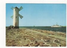 Swinoujscie Poland Postcard 407a ^