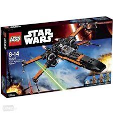 Lego Star Clone Wars 75102 Poe's X-Wing Fighter Poe Dameron BB-8 Minifigs NISB