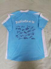 Vintage Puma S.S Lazio Signed Football Shirt 2002-2003 size L
