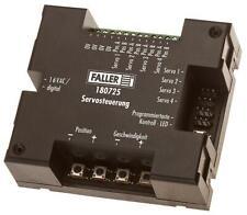 Faller 180725 Pcu For 4 Servos Car System
