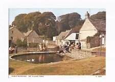 Postcard Worth Matravers, The Village Pond Dorset UP    (A20)
