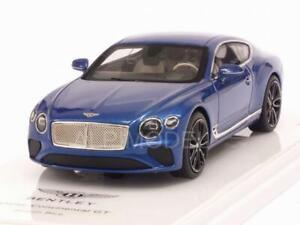 Bentley Continental GT Sequin Blue 1:43 TRUESCALE TSM430376