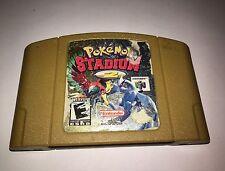 Pokemon Stadium 2 N64