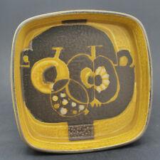 Royal Copenhagen Johannes Gerber Fajance bowl 786/2883 mid century Denmark fruit