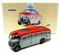NEW - Corgi Classic AEC Regal Coach Bus R W Carney