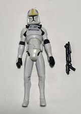 Star Wars Clone Trooper Pilot ODD BALL TCW No.11 The Clone Wars  2008 Figure