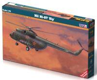 MIL Mi-8 T HIP (EGYPTIAN, ISRAELI, YUGOSLAVIAN & SOVIET MKGS) 1/72 MISTERCRAFT