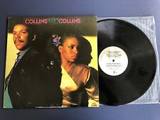 COLLINS and COLLINS Top of the Stairs Vinyl LP VG/VG+ Rarity Promo Stamp