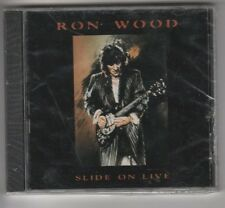 RON WOOD - Slide On Live - CD - Live - **BRAND NEW/STILL SEALED**