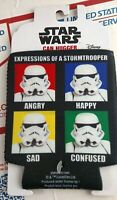 Star Wars Soda Beer Can Hugger Cooler Coozie Koozy Coozy Holder Clone Trooper