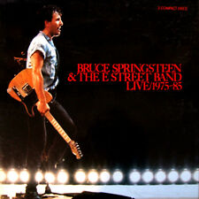 Bruce Springsteen & The E Street Band - Live/1975 - 85/3 CD Box mit Booklet