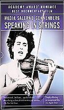 Nadja Salerno-Sonnenberg: Speaking in Strings (DVD, 2001)