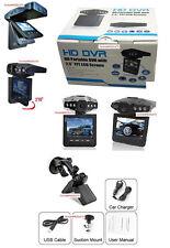 10316 TELECAMERA VIDEOREGISTRATORE DVR AUTO HD MONITOR LCD 2.5 6 LED 720P