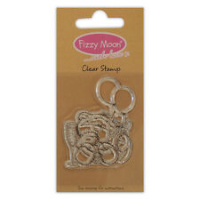 FIZZY MOON CLEAR STAMPS GREAT FOR CRAFTS - CELEBRATION