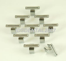 10 PCS Dental Endo Ruler Ring Plastic 0~30mm Dental Supplies NEW