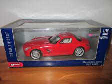 ( GO ) 1:18 Mondo Motors Mercedes Benz SLS AMG NEU OVP