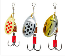 Brand New Sert Trout Spinners Pack of 3 (SETLF5620)