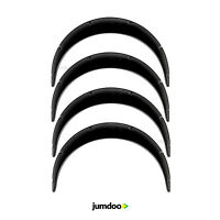 Universal JDM Fender flares overwide body wheel arches ABS 90mm 4pcs