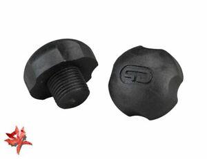 Powerdyne Jam Plugs - Black - Pair