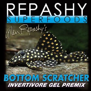Repashy Bottom Scratcher - No fish meal - Everything Aquatic