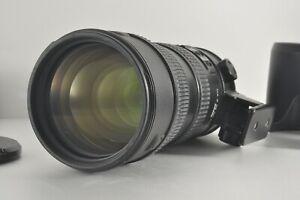 Nikon AF-S Nikkor 70-200mm f2.8 G ED VR Zoom Lens From Japan NEAR MINT