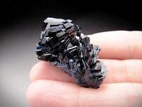 Azurite Crystals, Milpillas, Sonora, Mexico