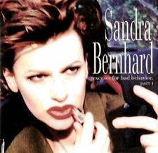 Sandra Bernhard - Excuses for Bad Behaviour Part 1 - Sandra Bernhard CD THVG The
