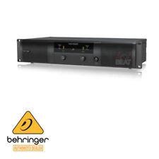 Behringer NX1000 Ultra-Lightweight 1000-Watt Class-D Power Amplifier