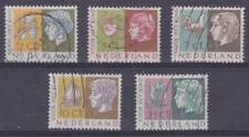 Netherlands 1953 - B2459-63 Semi-postals (Children) Set of 5 - Used