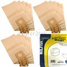 15 x GD Dust Bags for Nilfisk GDP2000 CDF2040 HDS1005 818460.00 Vacuum Cleaner