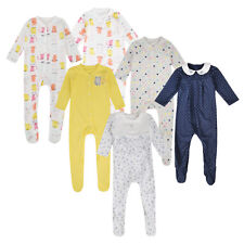 9104556aca0a Buy Mothercare 100% Cotton Babygrows   Playsuits (0-24 Months) for ...