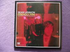 Sean Lennon - Friendly Fire. Promo CD Single