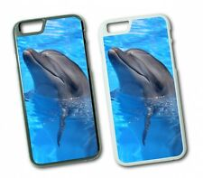 iPhone Dolphin Hard Cover Flip Protection Sleeve Case Cover Phone