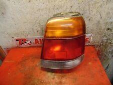 99 00 Subaru Forester oem passenger side right brake tail light lamp assembly