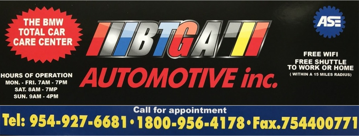 BTG AUTOMOTIVE