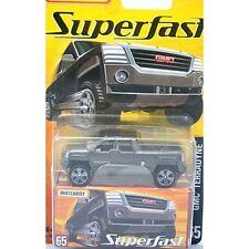 2005 Matchbox Superfast GMC Teradyne Pickup Truck NIB NIP Limited Edition Mattel