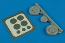 NEW 1:72 Aires 7240 Republic F-105D Thunderchief wheels and paint masks