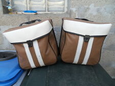 sacoche bags moped mobylette motobecane 88 solex cyclosport peugeot