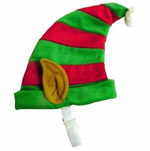 Outward Hound Kyjen 30033 Dog Elf Hat Holiday Pet Animal Accessory, Large NEW